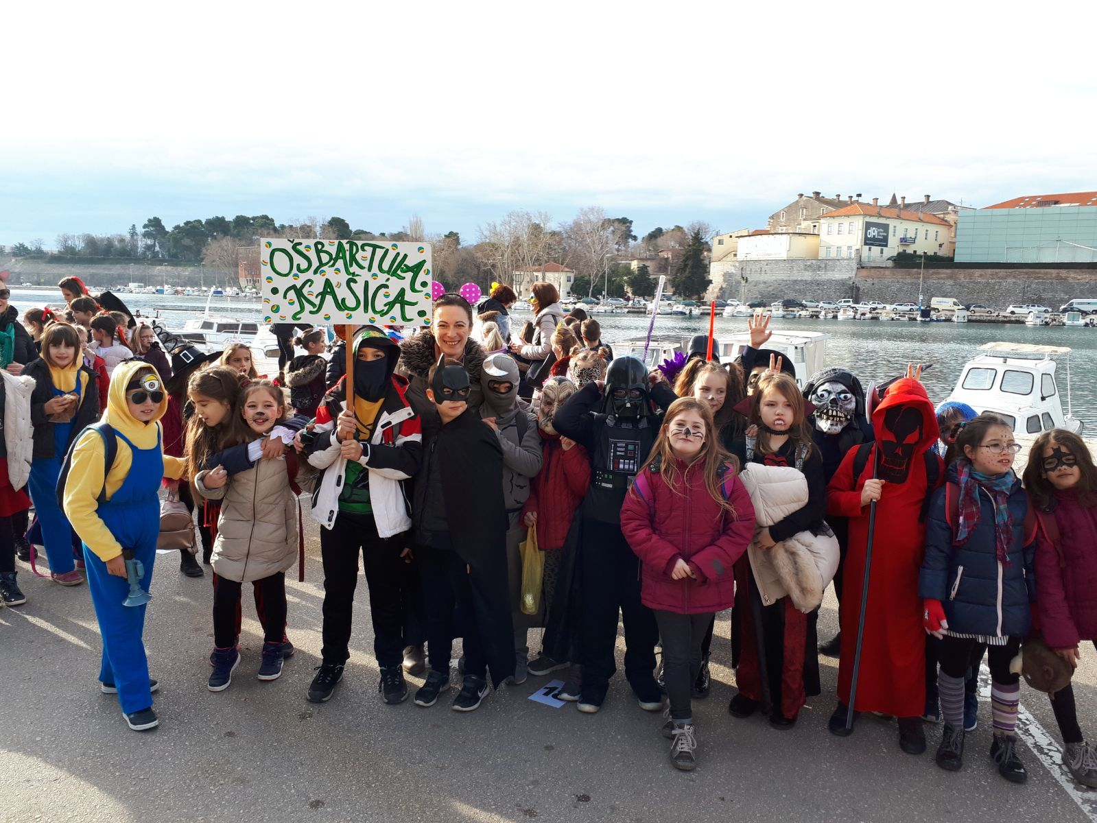 Osnovna Skola Bartula Kasica Zadar Naslovnica Karnevalic 057